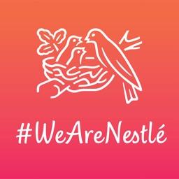 #WeAreNestlé