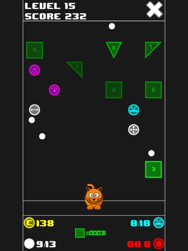 Blocks Killer, game for IOS