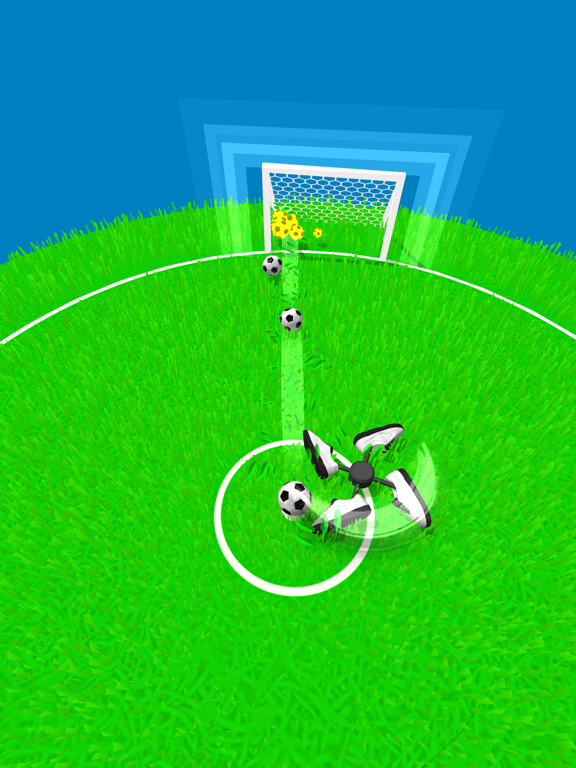 Foot Roulette screenshot 6