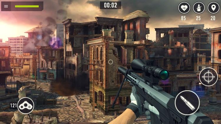 Sniper Arena: PvP Army Shooter screenshot-5