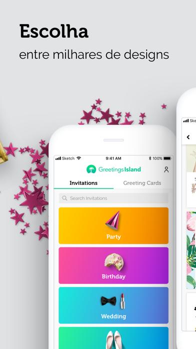 Baixar Convites Personalizados Criar para Android