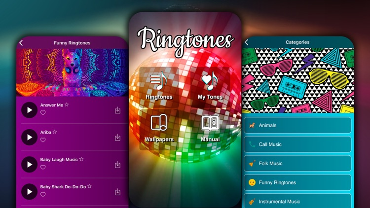 Ringtones ⋆