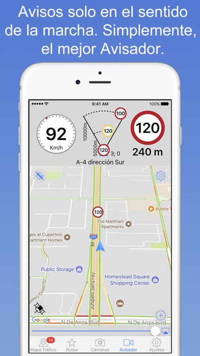Descargar Trafico NO Pro: Detector radar para Android
