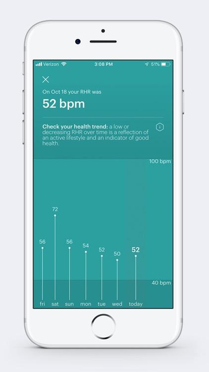 Motiv 24/7 Smart Ring screenshot-4