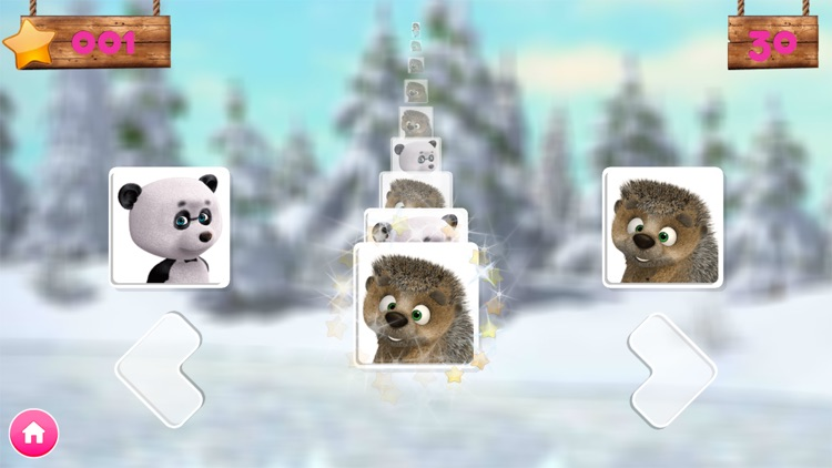 Masha and the Bear. Activities screenshot-6