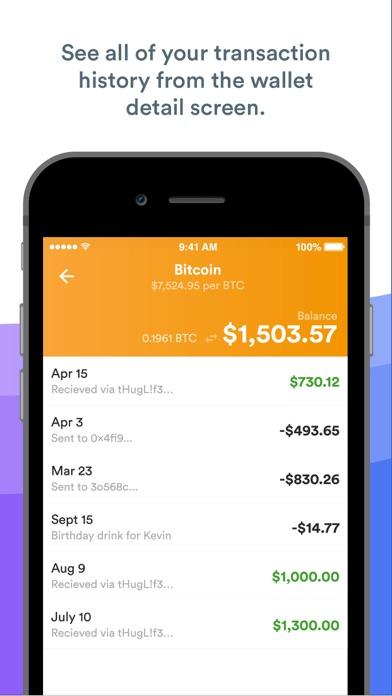 cancel BRD Bitcoin Wallet. Crypto BTC subscription image 2