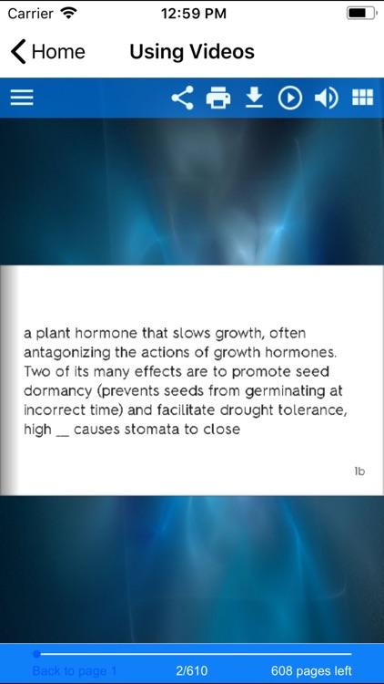 SAT Biology Prep 2020 screenshot-7