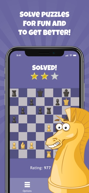 Chess for Kids - Play & Learn Screenshot