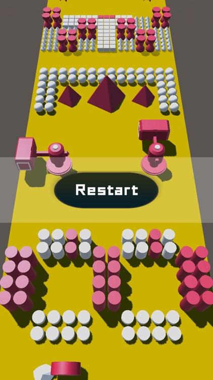 Strike Hit Color Bump 3D screenshot-3