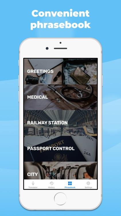 Say & Translate - Translator screenshot-3