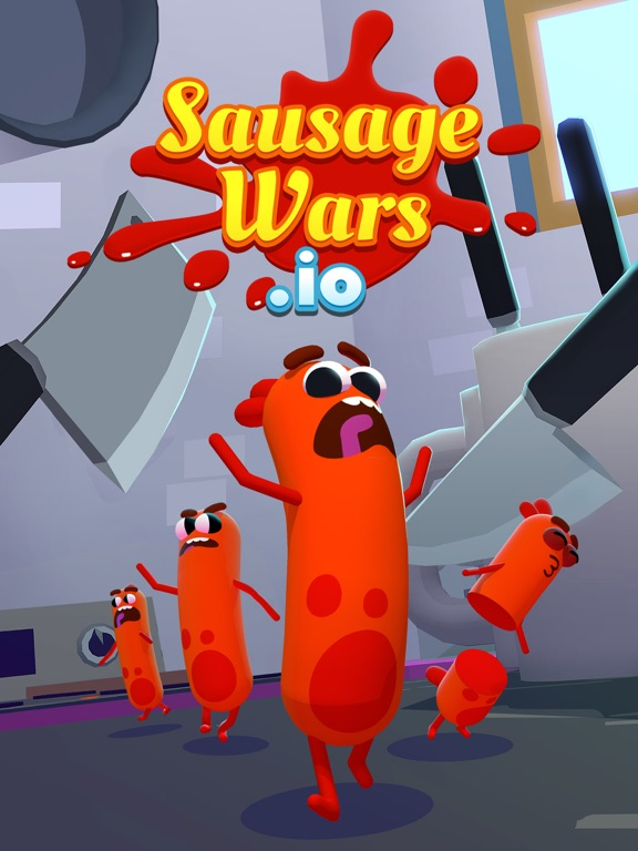 Sausage Wars.io screenshot 10