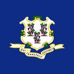 Connecticut emojis - USA moji