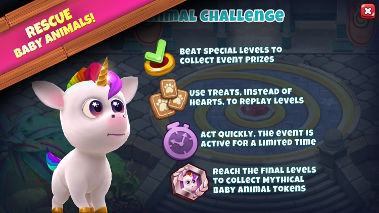Animal Cove: Match 3 Adventure screenshot-3