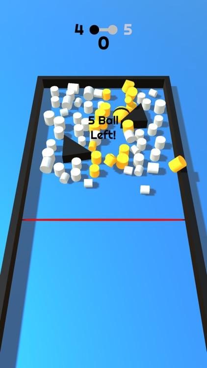 Color Ball Strike! Paint Rush screenshot-3