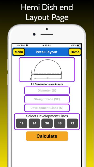Petal Layout Pro screenshot 3