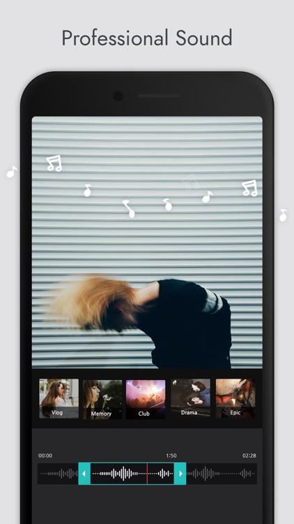 VLLO - Easy Video Editing App screenshot-3