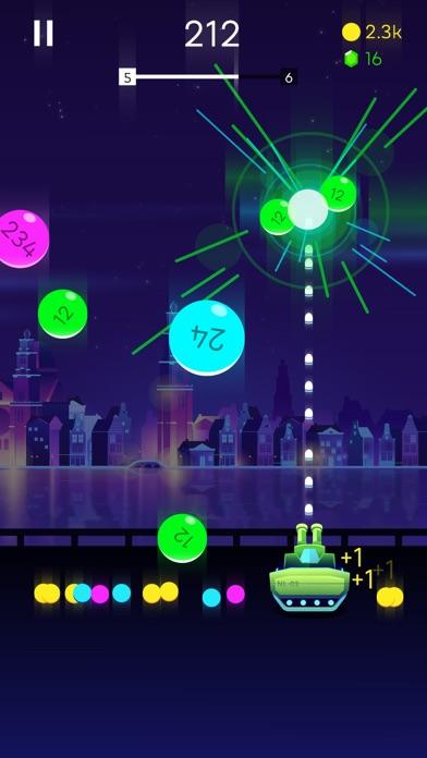 Blast Away: Ball Drop! screenshot 3