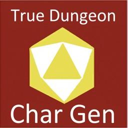 Character Gen for True Dungeon