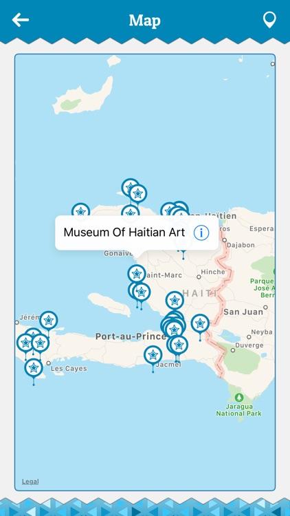 Haiti Offline Travel Guide screenshot-3