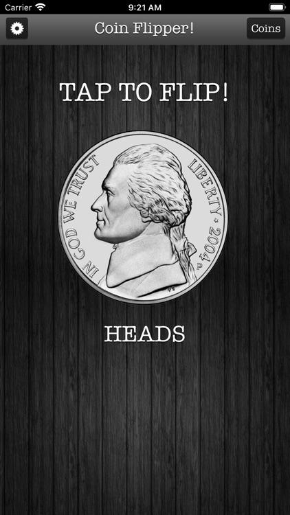 Flip a Coin App screenshot-7