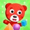 App Icon for Puzzle Play: Bouwblokken App in Belgium IOS App Store