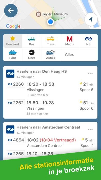 Screenshot for Citymapper - de chille OV app in Netherlands App Store