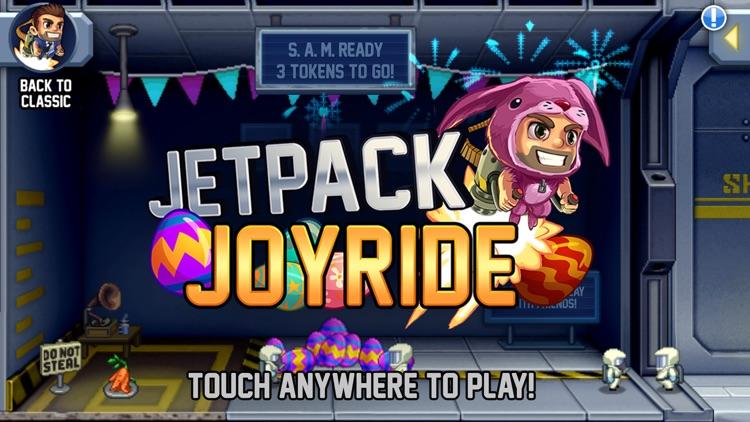 Jetpack Joyride screenshot-5