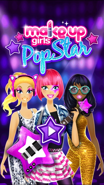 Games for girls star dress up screenshot-0