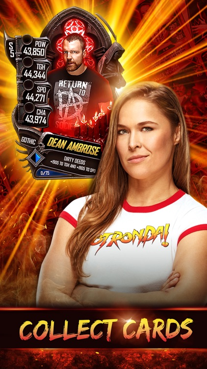 WWE SuperCard screenshot-1