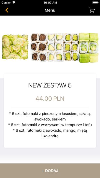 Sushi Today screenshot 2