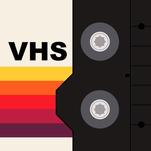 VHS Cam: Vintage Video Filters iOS App