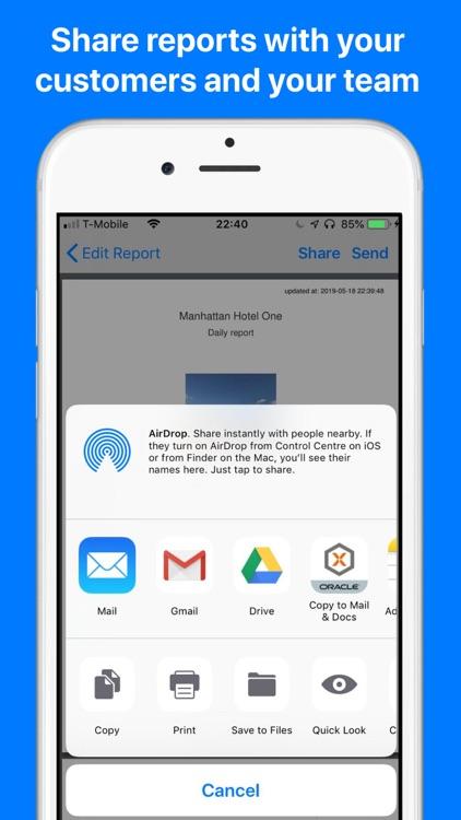 iNeo Pro Field Daily Reports screenshot-4