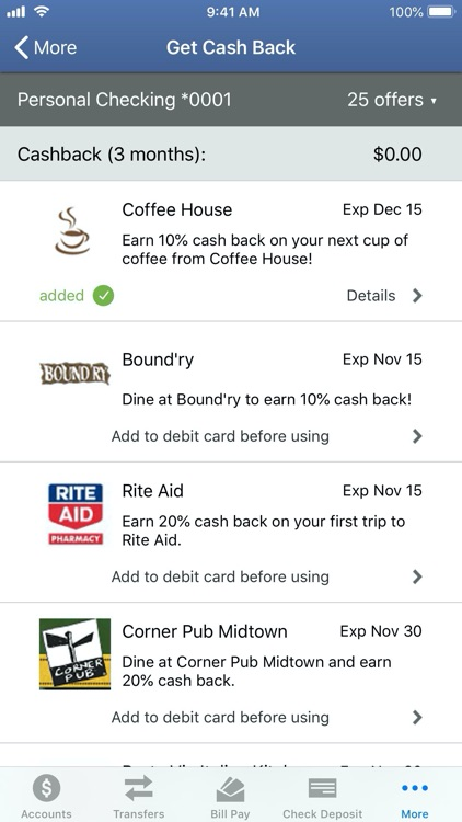 Bankwell Mobile Banking screenshot-6