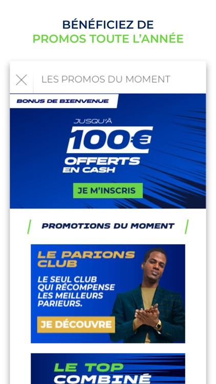 ParionsSport En Ligne® screenshot-4