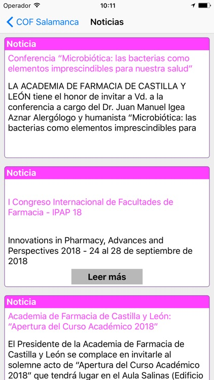 Salamanca Farmacias screenshot-4