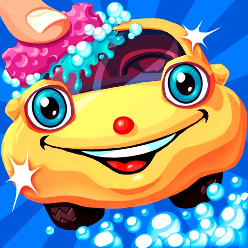 My Little Car Wash – For Kids