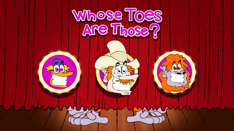 Whose Toes Are Those? screenshot-4