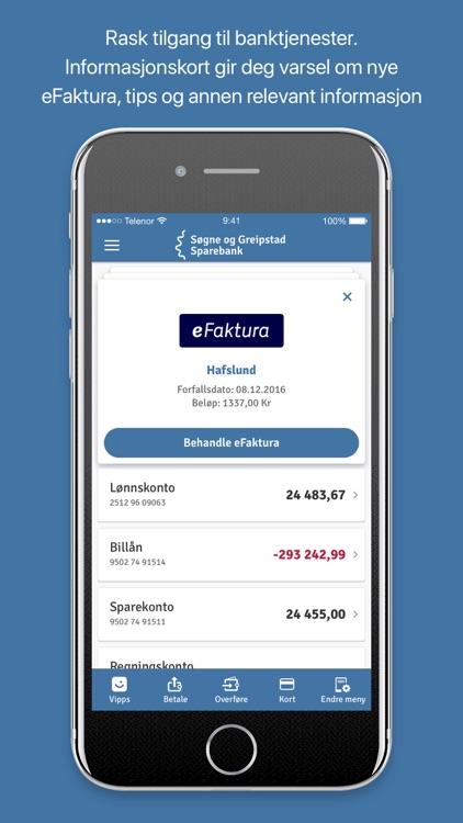 Søgne og Greipstad Mobilbank