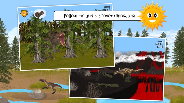 Dinosaurs (full game) screenshot-0