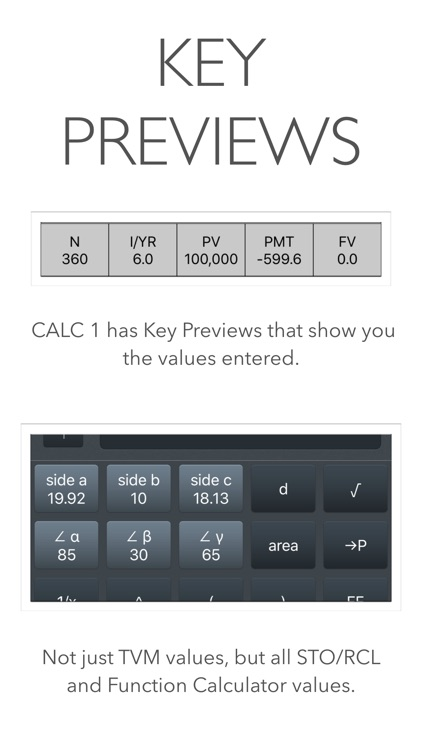 CALC 1 - Multiple Calculators screenshot-3