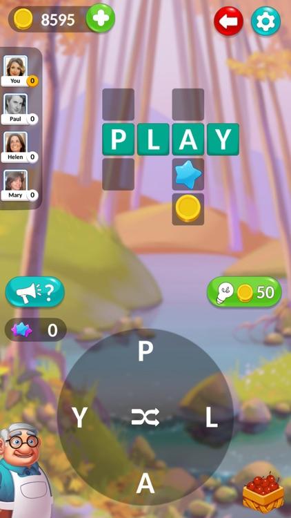 Croc Word: Crossword Puzzle screenshot-6