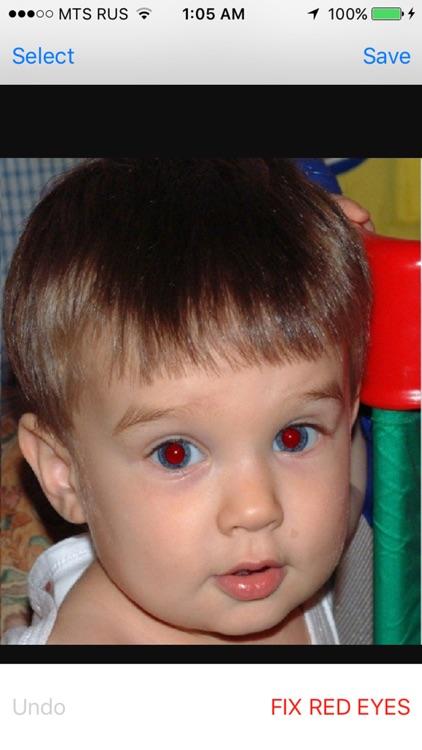 Red Eye Corrector screenshot-3