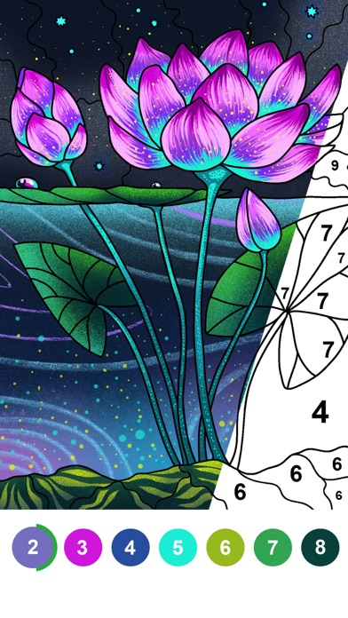 Download Paint By Number: Coloring Book for Pc