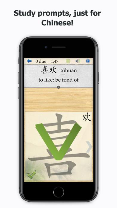 Skritter Chinese screenshot three