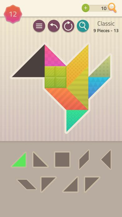 Polygrams - Tangram Puzzles på PC