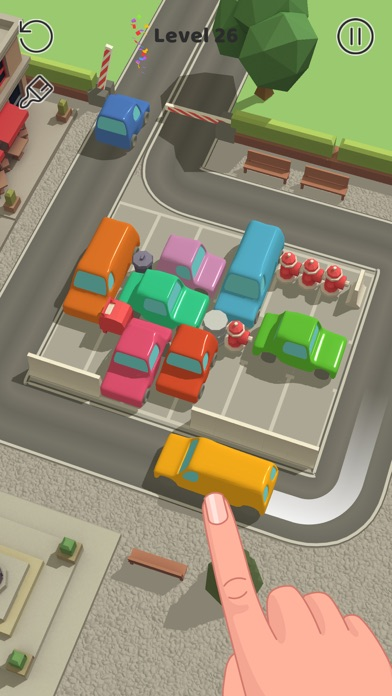 Parking Jam 3D wiki review and how to guide