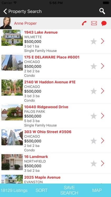 @properties Real Estate screenshot-3