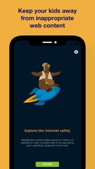 BearBlocker for Porn, Gambling iphone images