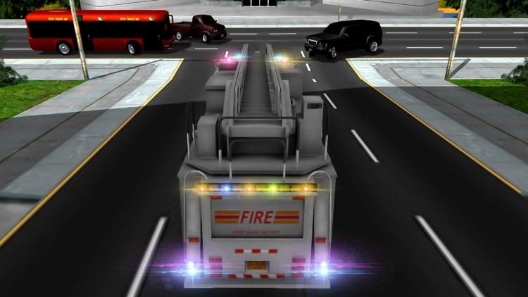 Firefighter & Rescue Ambulance screenshot-3