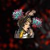 Hip Hop Girl Stickers